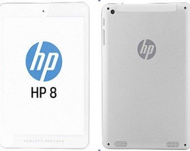 HP âm thầm ra mắt mẫu máy tính bảng Android mới