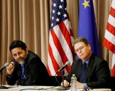 Mỹ và Liên minh châu Âu cam kết xóa bỏ mọi loại thuế
