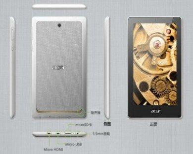 Acer ra mắt máy tính bảng Android giá rẻ như cho