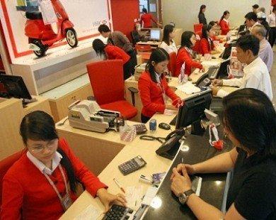 HSBC Việt Nam tăng vốn điều lệ lên 7.528 tỷ đồng