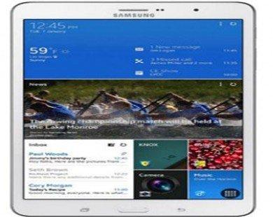 Samsung đang thử nghiệm tablet màn hình AMOLED 8,4 inch