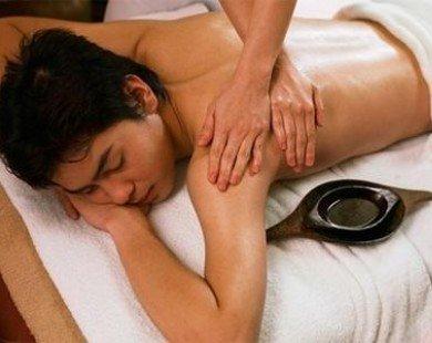 Kingston Club: Liệu pháp massage cho sức khỏe