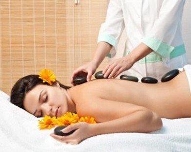 Thư giãn và cải thiện sắc đẹp với massage toàn thân