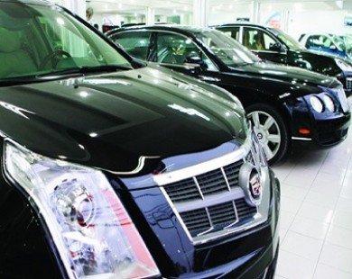 Việt Nam 'ưu ái' nhập khẩu ôtô từ ASEAN