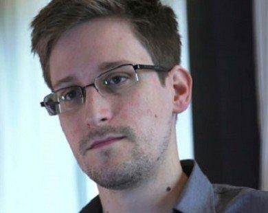 Edward Snowden vào danh sách 100 người ảnh hưởng nhất thế giới