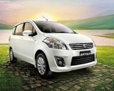 Suzuki Ertiga sắp về Việt Nam có gì?