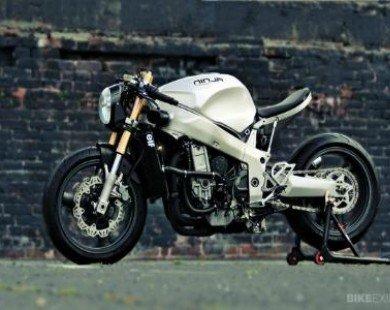 Độ Kawasaki Ninja 750 theo phong cách 'cafe fighter'