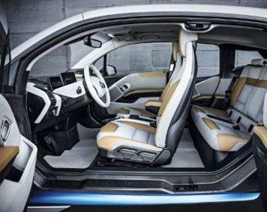 Lộ diện BMW i3 Electronaut Edition