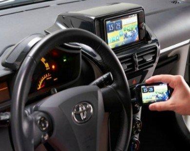 Người mua ô tô thích nhất tính năng kết nối Wi-Fi