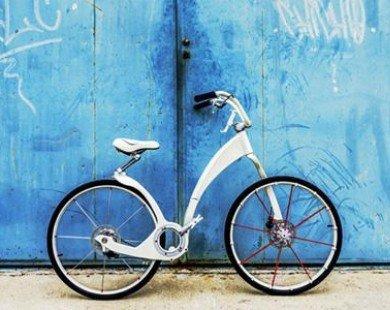 Gi-Bike - xe đạp gấp độc đáo