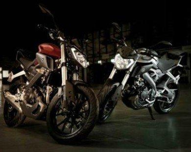 Yamaha ra mắt naked-bike MT-125