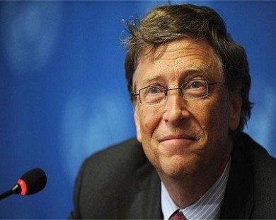"""Bill Gates được dự đoán trở thành """"nghìn tỷ phú"""" đầu tiên"""