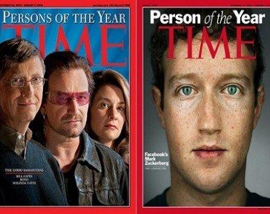 Tuổi 30 của Mark Zuckerberg và Bill Gates