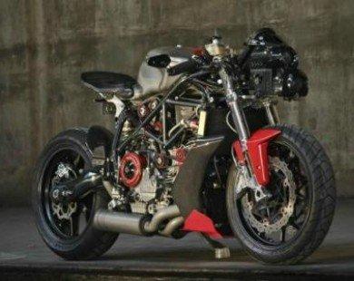 Ducati 749 độ kiểu dáng cực hầm hố