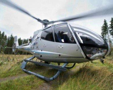 Chiếc trực thăng riêng thứ 3 được đại gia Việt đặt mua
