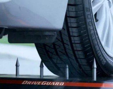 Công nghệ lốp mới chống mọi loại đinh tặc