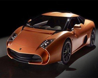 Lamborghini 5-95 Zagato - siêu xe mới hàng độc