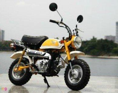 Honda Monkey - xe minibike kiểu dáng độc giá 3.000 USD về HN