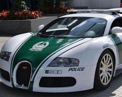 Top siêu xe cảnh sát đẹp và xịn nhất thế giới