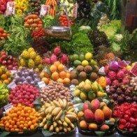 Những hoa quả Trung Quốc đội lốt hàng Việt