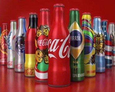 Những thiết kế vỏ chai đặc biệt của Coca-Cola