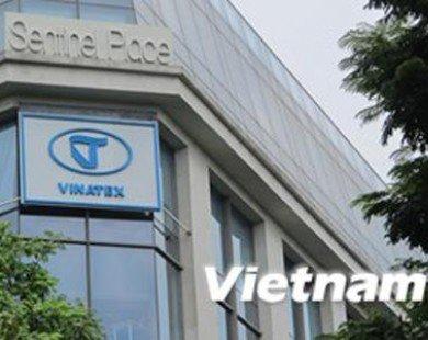 Vinatex: Ngày 22/7 sẽ IPO tại Sở giao dịch Thành phố Hồ Chí Minh