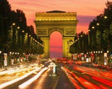 10 đường phố hoa lệ nhất hành tinh