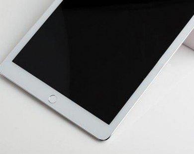 iPad Air 2 lần đầu lộ ảnh thực tế với cảm biến vân tay