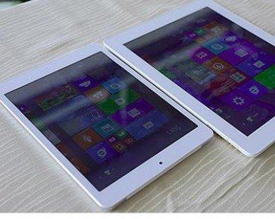 Máy tính bảng thương hiệu Việt ra mắt thị trường