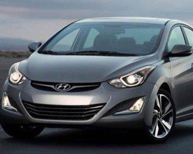 Hyundai Elantra 2015 ra mắt với giá