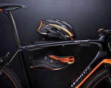 Xe đạp McLaren có giá hơn nửa tỉ đồng