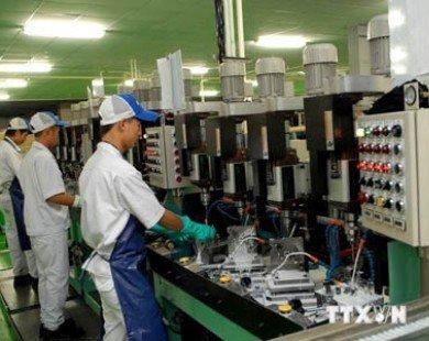 Bức tranh kinh tế sáng sủa nhìn từ góc độ sản xuất công nghiệp
