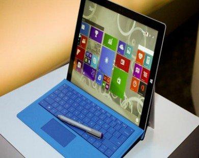 Microsoft Surface Pro 3 bước đầu gặt hái thành công