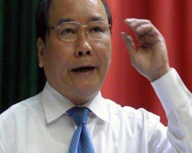 Phó thủ tướng: 'Không đâu bán hàng lậu công khai như VN'