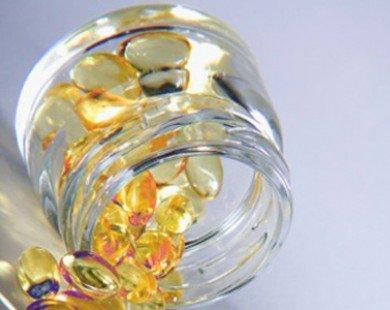 Quá liều vitamin E gây rối loạn tiêu hóa