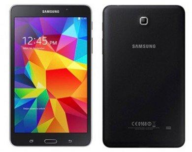Samsung Galaxy Tab 4 7 inch sắp lên kệ giá 5,9 triệu đồng