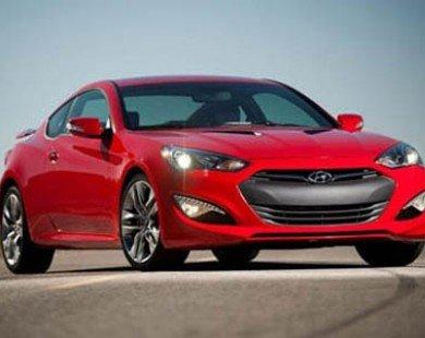 Hyundai Genesis Coupe 2015: Mạnh mẽ hơn mà vẫn hợp túi tiền