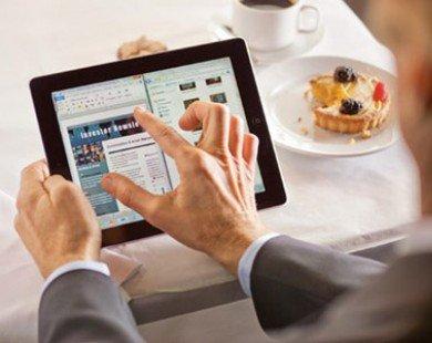 Tablet: Thay đổi hay là chết?