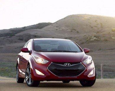 "Hyundai Elantra Coupe bị ""khai tử"" từ năm 2015"