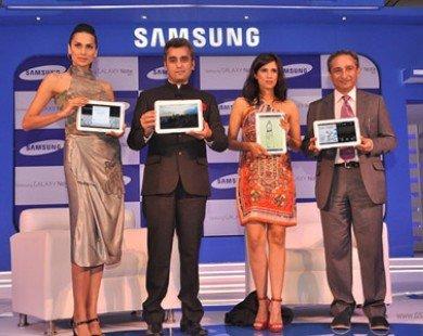 Samsung phủ nhận đã để mất vị trí tại Ấn Độ