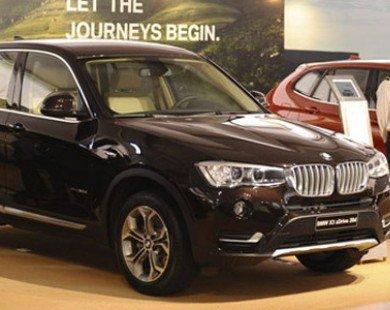 Cận cảnh BMW X3 diesel, giá 2,255 tỷ đồng