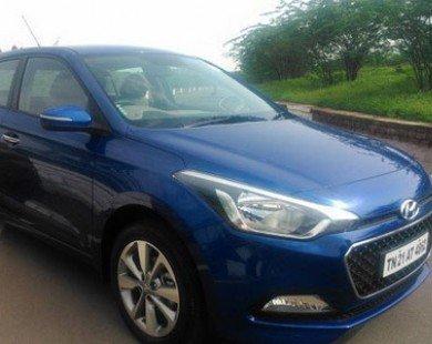 Công bố hình ảnh đầu tiên của mẫu Hyundai i20 hoàn toàn mới