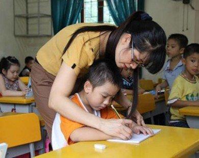 Hà Tĩnh: Dạy học đại trà Tiếng Việt lớp 1 theo công nghệ giáo dục