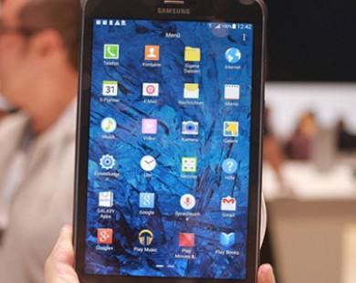 Samsung ra mắt tablet siêu bền, chống nước