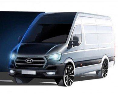 Hyundai H350 – Đối thủ mới của Mercedes-Benz Sprinter