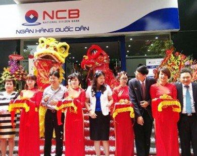 Ngân hàng Cổ phần Quốc Dân khai trương chi nhánh ở Hà Nội