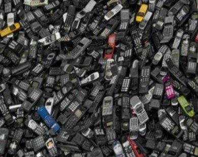 Từ 2015 sẽ thu hồi điện thoại di động, máy tính bảng hết hạn sử dụng