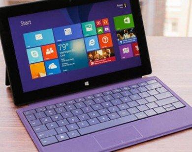 Vì sao Microsoft khai tử Surface Pro 2?