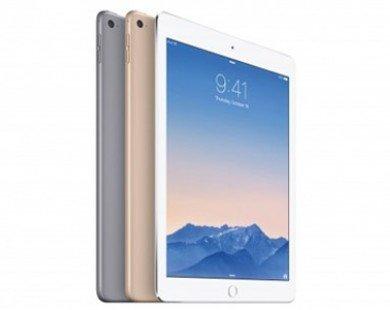 Apple đã dùng công nghệ gì để iPad Air 2 mỏng nhất thế giới?