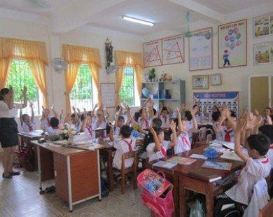 Cô giáo say mê với mô hình VNEN
